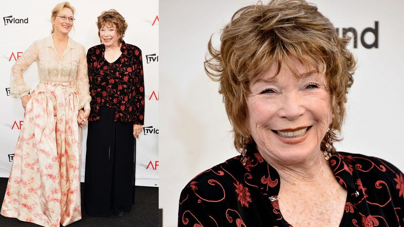 Playing Dress Up With Shirley MacLaine