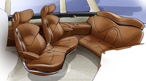 Detroit Auto Show: Nissan Reveals Hot Forum Concept Backseat Action