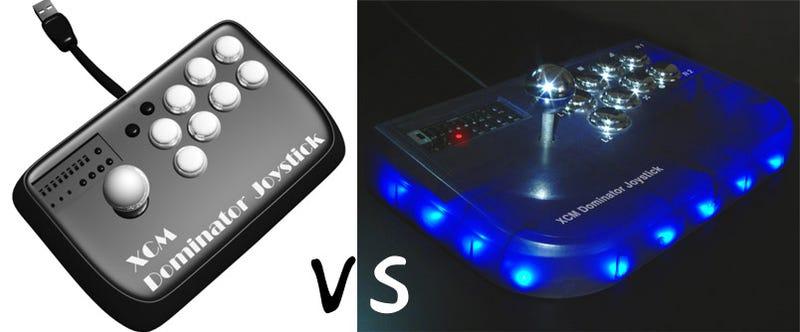 Render Vs Reality: XCM Dominator Joystick