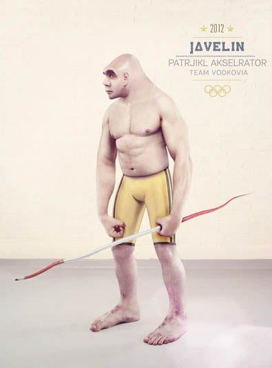 In the biohacker nation of Vodkovia, each athlete is enhanced for optimal Olympic performance