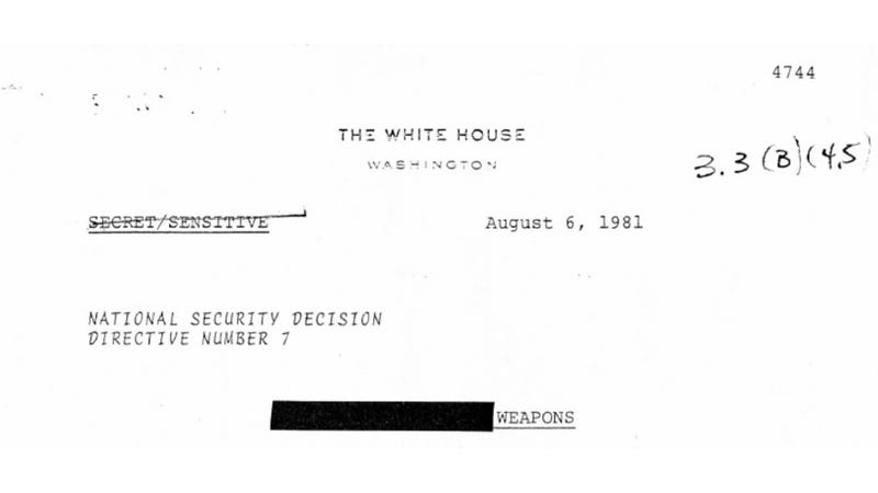 What Is This Secret Weapon the US Has Been Hiding for 30 Years?