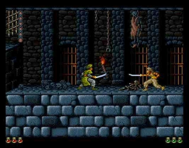 This Week's Nintendo Download Travels Back in Time For A Classic Version of Prince of Persia. Also: Goat-Stacking.