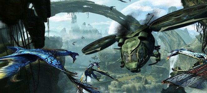 James Cameron's Na'vi Banshees Take Flight In The Avatar Video Game