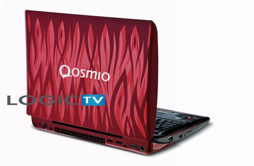 Toshiba Qosmio X305 (Powerhouse Gaming Laptop) Leaked