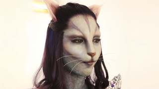 Dating Show Contestant Dresses Up as a Cat To Find Mr. Right