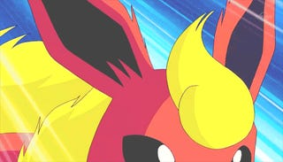Flareon Fires It Up! Pokemon One a Day!