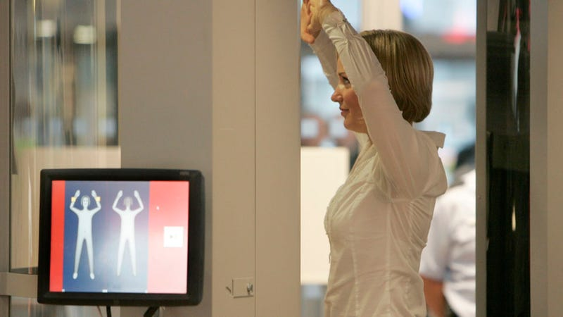 Your Worst Flying Fears Are True: TSA Agents Are Making Fun of Your Naked Body