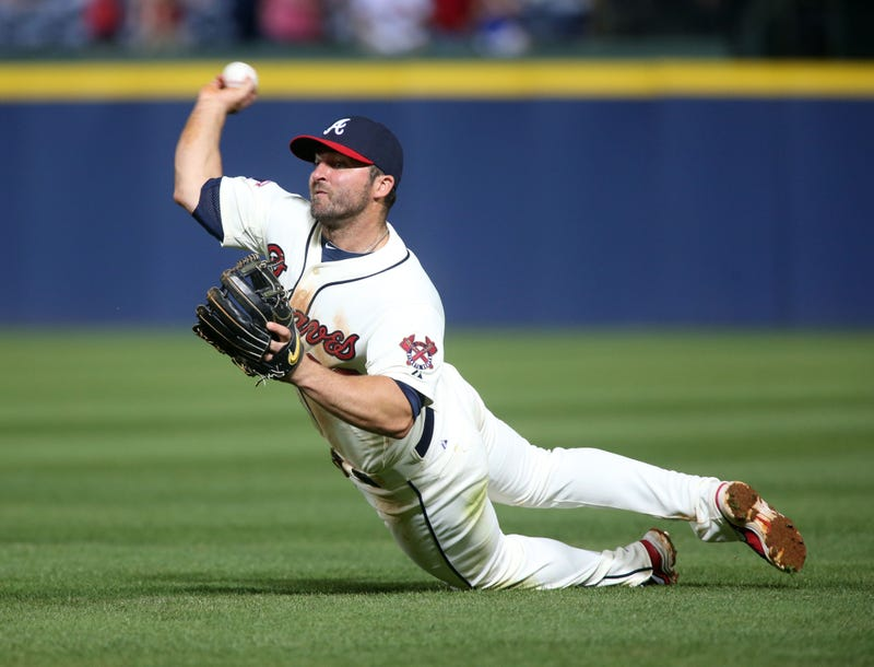Dan Uggla Refuses To Go Quietly, Signs Minor League Deal With Giants