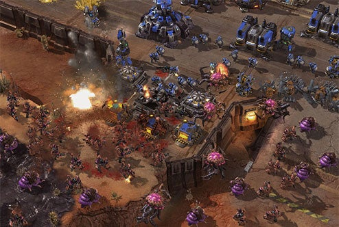 Blizzard Is Tired Of You Asking When StarCraft II Will Be Done