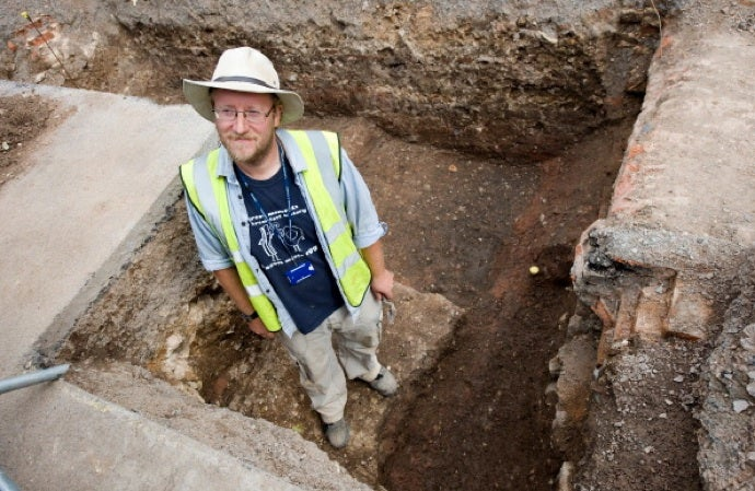 Archaeological Intrigue Surrounds Exhumation of Possible English Monarch