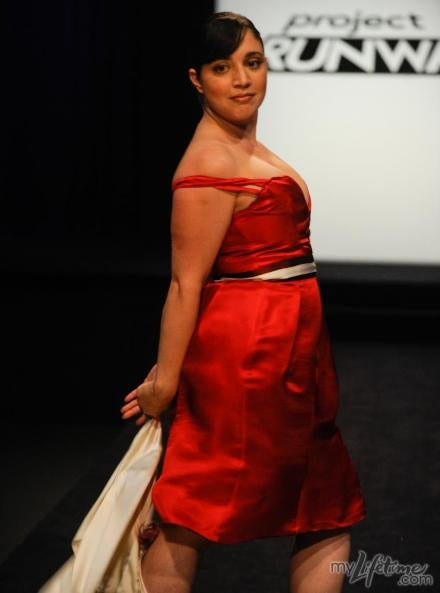 Project Runway: Speaking Ill Of The Red