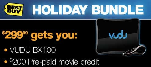 Vudu's HD Offerings Top Everyone, They Offer $200 In Recognition of Their Own Awesomeness