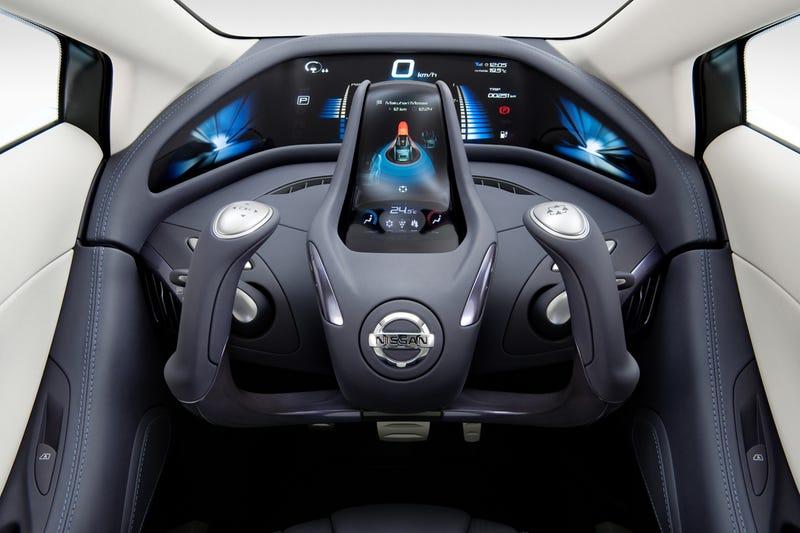Nissan Landglider Gallery