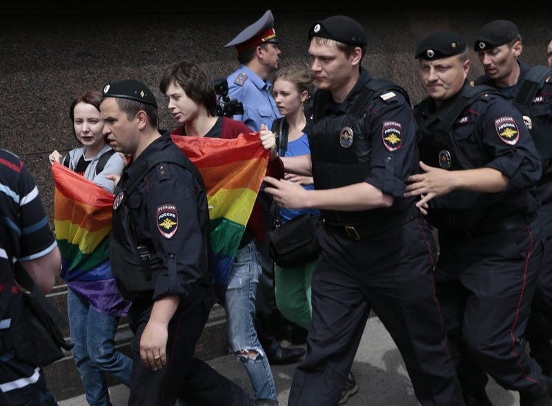 Russian Official Says Gay Olympic Athletes Will Be Subject to Arrest