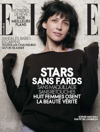 Photoshop Of Horrors In The New French Elle? Non!