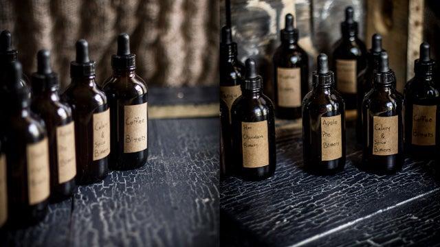 DIY Bitters Add Unique Flavors to Cocktails