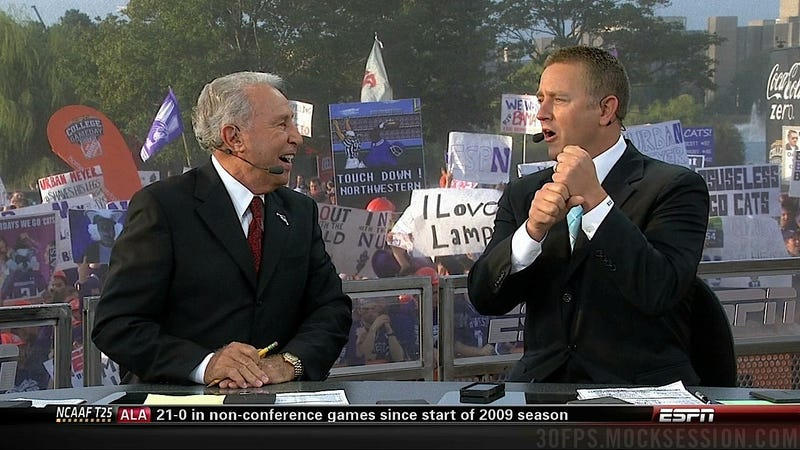 Show Us Your Tats: Northwestern-Ohio State GameDay Sign Roundup