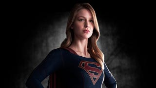 Here's TV's New Supergirl In Her Super-Outfit