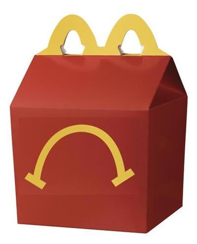 San Francisco Officially Takes Happy Out of Happy Meals