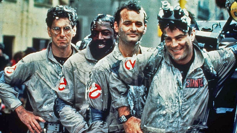 What It's Like to Watch Ghostbusters for the First Time