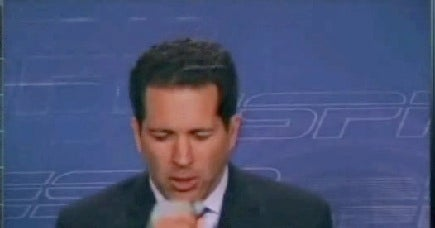 There Is Footage Of ESPN's Adam Schefter Singing In West Side Story For Sale