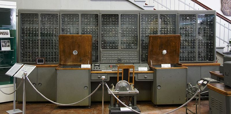 11 Computers from Behind the Iron Curtain