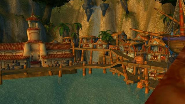 The Most Interesting Pirate-Themed Levels And Areas