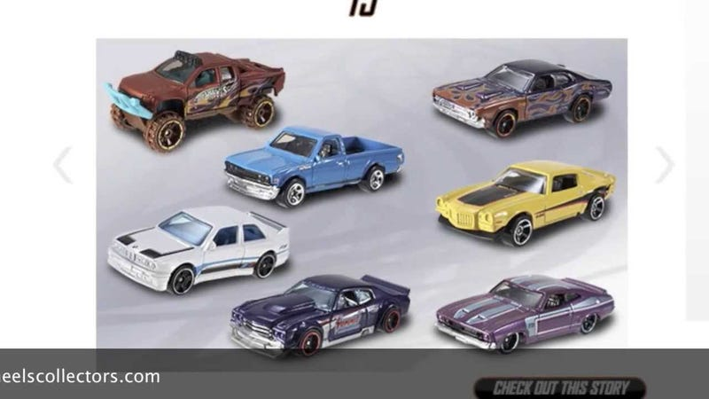 Attention Hot Wheels Collectors!