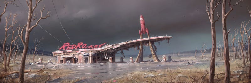 The Best Video Game Concept Art Of 2015*