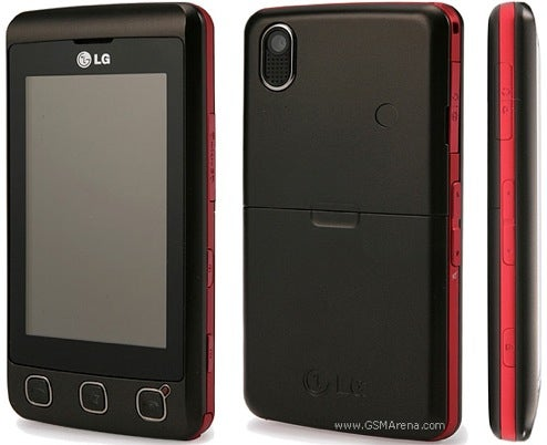 LG's KP500 Cookie Entry-Level Touchscreen Smartphone Gets $230 Price Tag