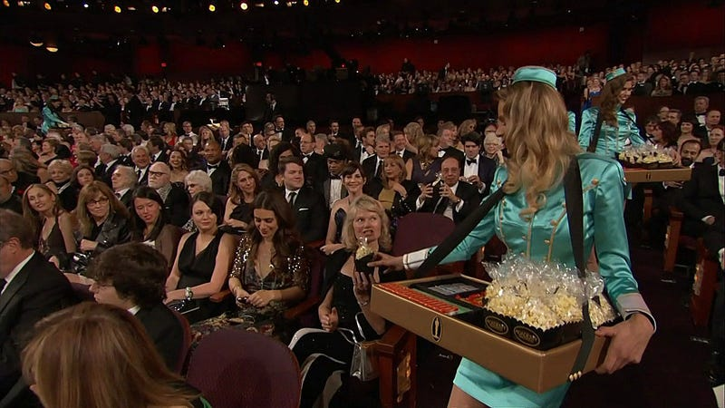 Fear, Loathing, And Modern Medicine: The Faces Of The Academy Awards