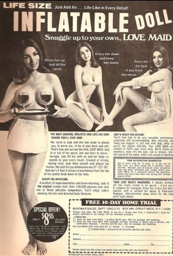 The case of the gonorrhea-giving inflatable doll (a.k.a. the worst medical mystery ever)