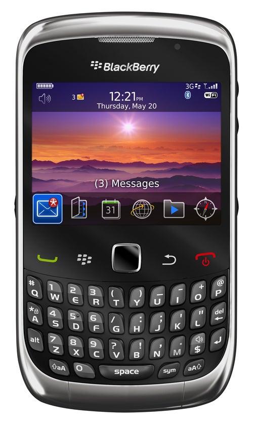 BlackBerry Curve 9300 3G Runs OS 6.0, Too