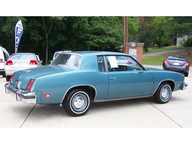 For $10,890, drive an Olds Gutless