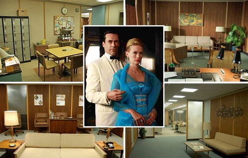Mad Men Furniture and Clothing Now Up for Auction on eBay