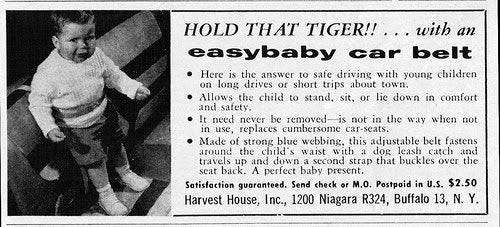 Child Safety Has Come A Long Way, Baby