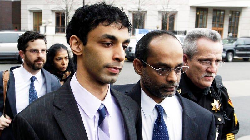 Dharun Ravi, Webcam Peep, Gets 30-Day Jail Sentence [Update: Prosecutors Appeal]