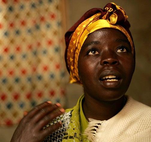 The Faces Of Congo's Women