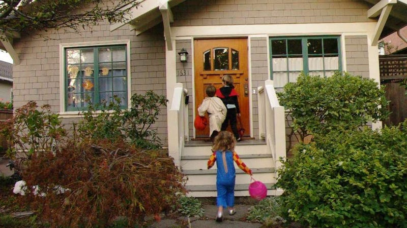 Three Ways to Drive Away Annoying Trick-or-Treaters on Halloween