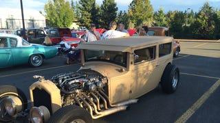 Weekend Car Show Pics