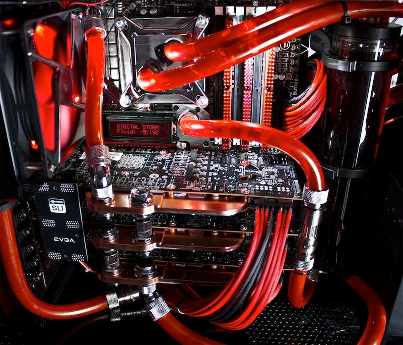 Digital Storm's New Gaming PCs Use Sub-Zero Liquid Cooling System for Insane Overclocks