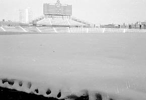 Ice Hockey At Wrigley Field: The End Times Are Here