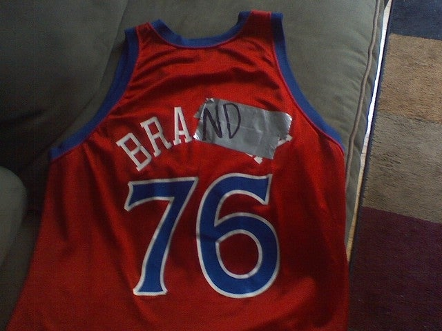 Philadelphia's Excitement For Elton Brand Begets Resourceful Fashion Design Work