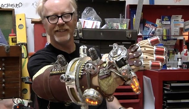Ask Mythbusters' Adam Savage Anything You Want