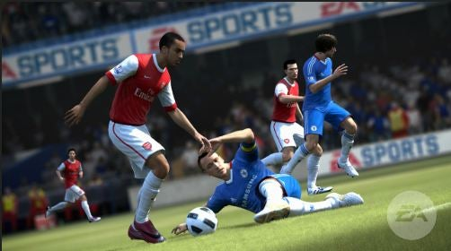 I'm In Awe of FIFA 12's Precision Dribbling