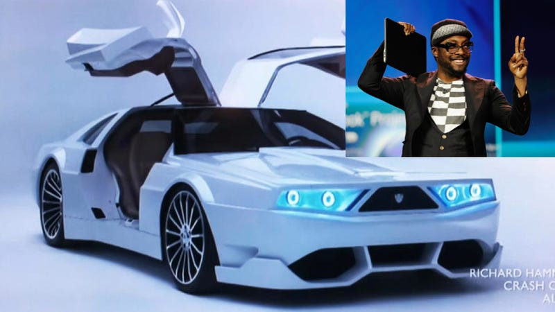 Crazy One-Off Cars Are Why It's Great To Be A Celebrity