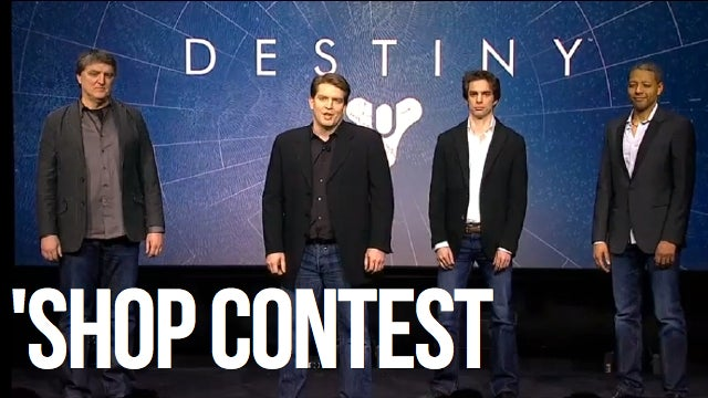 Kotaku 'Shop Contest: Hands Down