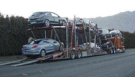 Astras in America: Opel Club Meets GM's German Saturns, or Vice Versa