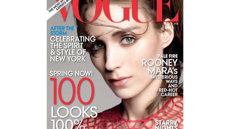 Rooney Mara Says Getting Dressed for the Red Carpet Is 'A Panic Attack Waiting To Happen'