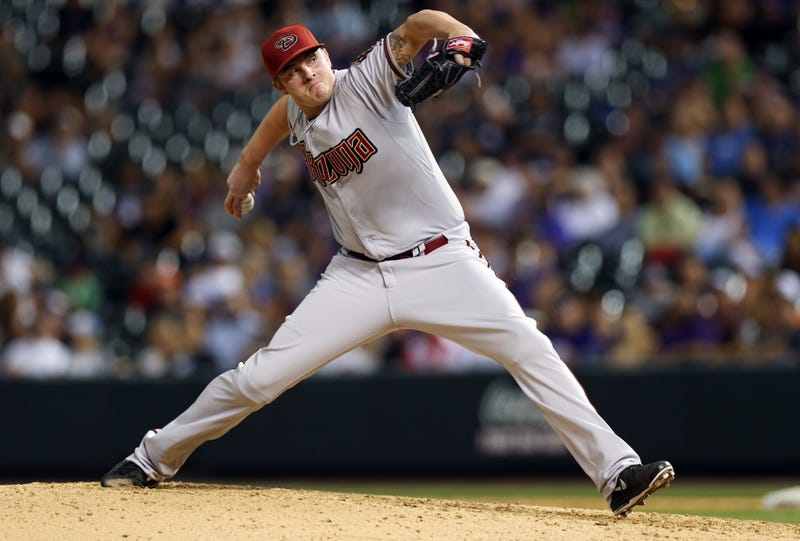 D-Backs Closer Says He Quit Smokeless Tobacco After Tony Gwynn's Death